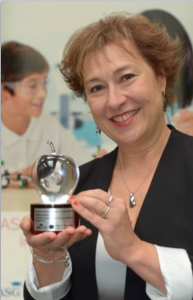 Galina Zenin - Recipient of the 2015 ASG National Excellence in Teaching Award