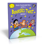 Old Favourites with a Bonkers Twist book