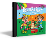 Bonkers Beat and You CD