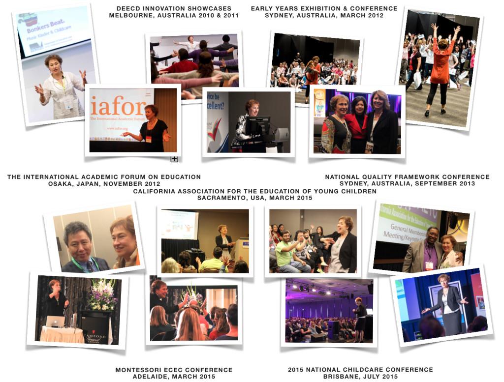 Conferences 2010 - 2015