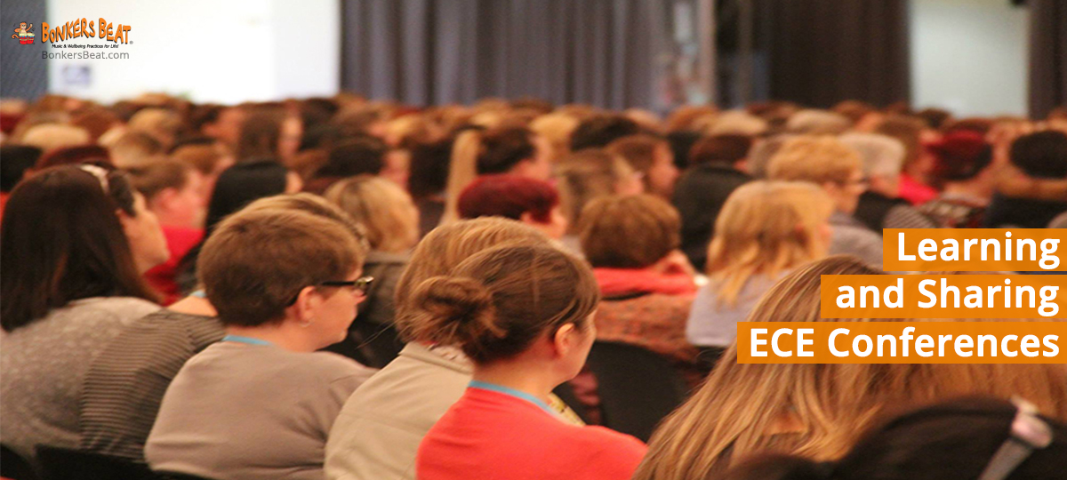 Learning and Sharing: ECE Conferences August 2019 - Early